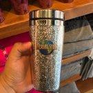 Universal Studios Exclusive Silver Travel Coffee Mug New
