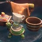 Disney Parks Snow White Mini Tea Set New (Decorative Set)