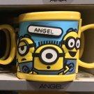 Universal Studios Minions Despicable Me Plastic Mug (Angel)