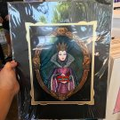 Disney WonderGround Evil Queen in Fairest of The Fall Print by John Coulter New