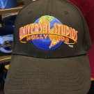 Universal Studios Hollywood Exclusive Black Adjustable Baseball Cap Hat New