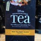 Disney Parks Alice in Wonderland Mad Tea Party Blend Black Tea 20 Tea Bags New
