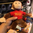 Universal Studios Exclusive Curious George Plush Doll New
