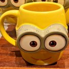Universal Studios Raised Art Ceramic Mug 16 oz. Minions Despicable Me New