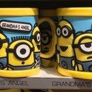Universal Studios Minions Despicable Me Plastic Mug (Grandma's Angel)