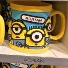 Universal Studios Minions Despicable Me Plastic Mug (Abigail-Adam-Addison)