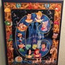 Disney Parks D23 Expo 2017 Cinderela Characters LE Giclee by Kenny Yamada New