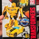 Universal Studios Exclusive Transformers 5 Steps Bumblebee Action Figure New
