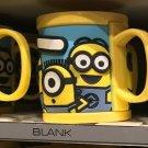 Universal Studios Minions Despicable Me Plastic Mug (California-Blank-Aaron)