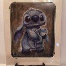 Disney Parks Exclusive Stitch in Toad Hug Deluxe Print by Darren Wilson New