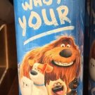 Universal Studios The Secret Life of Pets Who's Your Doggy Travel Cup Mug New