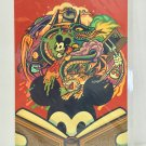 Disney WonderGround Storybook Mickey Mickey Mouse Postcard by Dave Quiggle New
