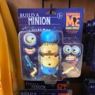 "Universal Studios Exclusive Despicable Me Minion Mayhem Build A Minion 4"" Figure"