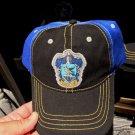 Universal Studios Exclusive Harry Potter Ravenclaw Crest Snapback Cap Hat New