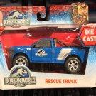 Universal Studios Exclusive Jurassic World Rescue Truck Die Cast Vehicle New