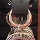 Universal Studios Exclusive Transformers Bumblebee Metal Keychain New