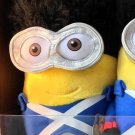 """Universal Studios Exclusive Despicable Me Minion 12"""" Plush New with Tags"""