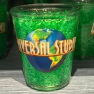 Universal Studios Exclusive Green Crystals Shot Glass New