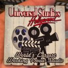 Universal Studios Hollywood World's Largest Working Movie Studio Wood Magnet