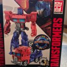 Universal Studios Exclusive Transformers 7 Steps Optimus Prime Action Figure New