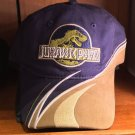Universal Studios Exclusive Jurassic Park Purple Multi Tone Baseball Cap New