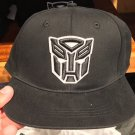 Universal Studios Exclusive Transformers Autobots Shield One Size Hat Cap New