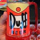 Universal Studios Exclusive The Simpson Duff Beer Large Mug New
