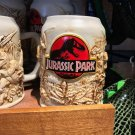 Universal Studios Exclusive Jurassic Park Tall Jumbo Ceramic Mug New