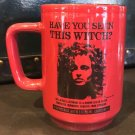Universal Studios Harry Potter Bellatrix Lestrange Have You Seen This Witch Mug