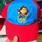 Six Flags Magic Mountain Dc Comics Wonder Woman Emoji Hat New***