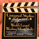 Universal Studios Hollywood World's Largest Working Movie Studio Wood Magnet **