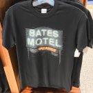 Universal Studios Exclusive Psycho Bates Motel No Vacancy Shirt Large New