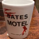 Universal Studios Exclusive Blood Splatter Psycho Bates Motel Ceramic Shot Glass
