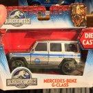 Universal Studios Exclusive Jurassic World Mercedes-Benz G-Class Die Cast Car