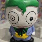 Six Flags Magic Mountain Dc Comics Cutie Joker Toothpick Holder New