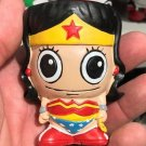 Six Flags Magic Mountain Dc Comics Cutie Wonder Woman Toothpick Holder New