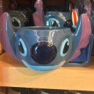 Disney Parks Exclusive Stitch Face Soup Cup With Spoon New