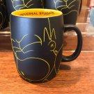 Universal Studios The Simpsons Homer Matted Black Ceramic Mug New