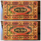Universal Studios Harry Potter Jelly Slugs Soft and Chewy Gummy Treats Set of 2