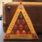 Universal Studios Harry Potter Bonbons Orange & Pineapple Flavor Chocolate New