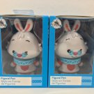Disney Store Alice in Wonderland White Rabbit MXYZ Figural Pen (Set of 2) New