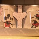Disney Parks Classic Mickey and Minnie Mouse Ceramic Mug New