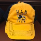 Disney Parks Disneyland Resort Crew Two Tone Hat Cap New
