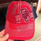 Disney Parks Disneyland Resort 1955 DLR Red Adjustable Hat Cap New