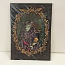 Disney WonderGround Maleficent couture De Force Postcard by John Coulter New