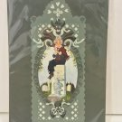 Disney WonderGround Haunted Mansion Rest in Pieces by Postcard Francisco Herrera