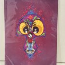 Disney WonderGround Gallery COCO Deep Eyes by Postcard Francisco Herrera New