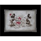 Disney Parks Mickey and Minnie The Way To His Heart Deluxe Print by Noah New