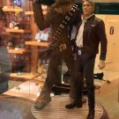 Disney Parks Star Wars Han Solo and Chewbacca Duo Figure Set New in Box