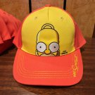 Universal Studios Exclusive The Simpsons Homer Hat Cap Adult Size New